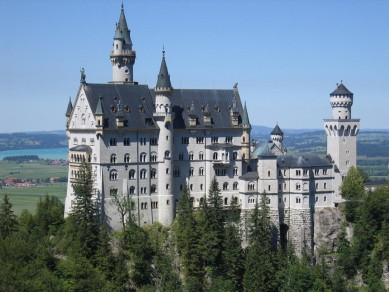 castillo desde puente