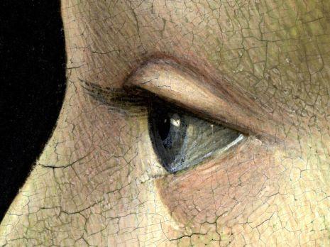 Giovanna detalle ojo