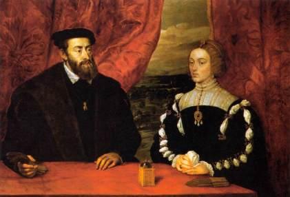 Carlos V e Isabel de Portugal. Wiki