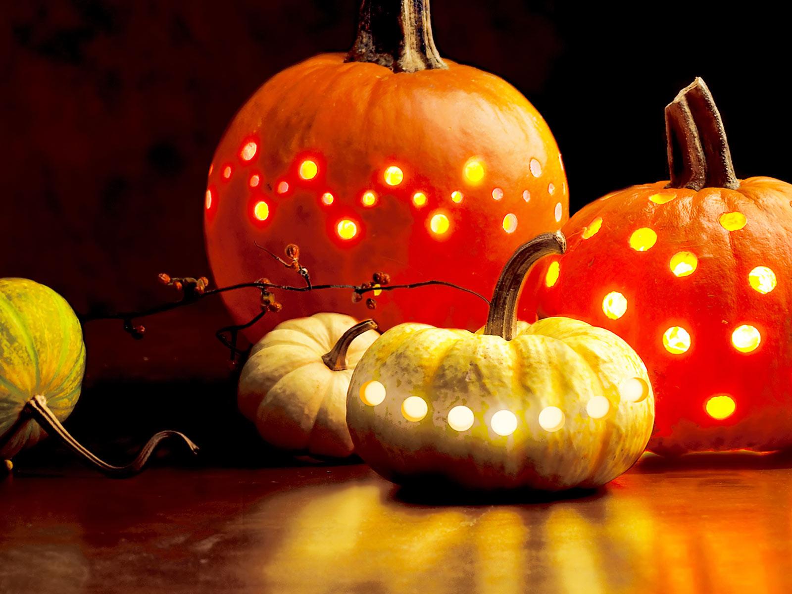 los orígenes de halloween | mundo + arte